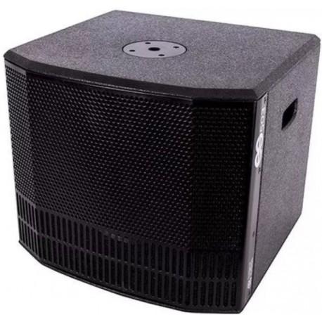 Sistema de Sonido DB Technologies ES 503 - 2 Bafles 8x3 + Sub Activo 12 - 1000w