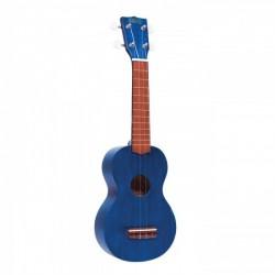 Ukelele Soprano Mahalo MK1tbu - Transparent Blue